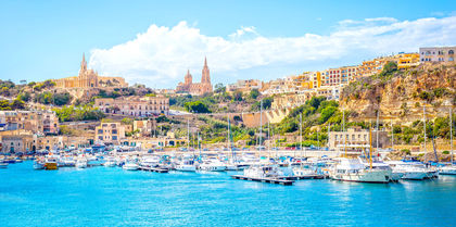 Malta & Cyprus  Tours, couples and flights holiday experience